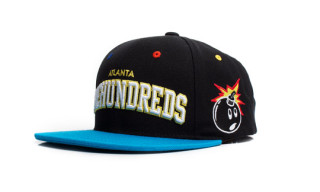 Wish x The Hundreds Player Snapback