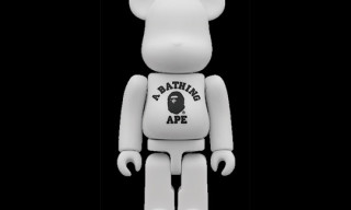 A BATHING APE 100% BE@RBRICK