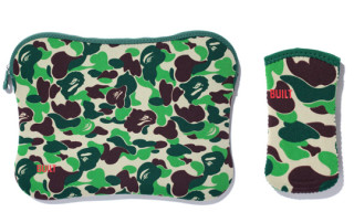 Bape x BUILT Neoprene Accessories Collection