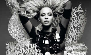 Beyonce Covers Complex August/September '11 Issue featuring Ebon Heath Art