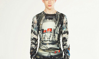 Christopher Kane Spring/Summer 2012 Men's Collection