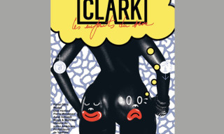 Clark Magazine Issue 49 – Cover by Partel Oliva