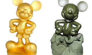CLOT x Disney 'Travelling Mickey' Exhibition- Shanghai