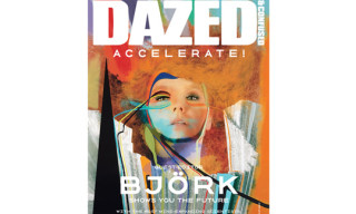 Dazed & Confused 200th Issue Guest-Edited by Björk
