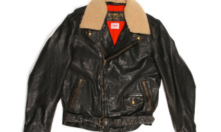 Edwin x Jofama Leather Jacket