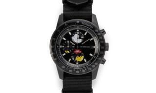 JAM HOME MADE Secret Mickey Mouse Watch for Black Sense Market