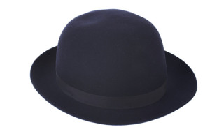 Junya Watanabe x Borsalino Fall/Winter 2011 Bowler Hats