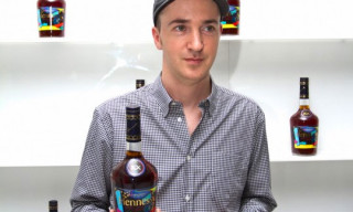 KAWS x Hennessy Launch Recap