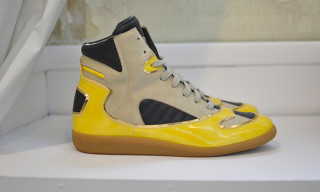Maison Martin Margiela High Top Sneaker Spring/Summer 2012