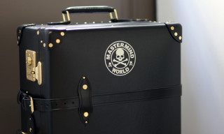 mastermind JAPAN x Globe-Trotter Suitcase Spring/Summer 2012