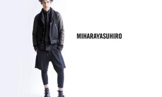 MIHARAYASUHIRO For Black Sense Market Capsule Collection