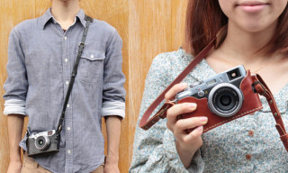 monogram Fujifilm X100 Camera Strap & Case
