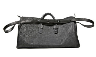 Parabellum for Bergdorf Goodman Duffle Bag