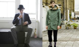 Silas Fall/Winter 2011 Lookbook
