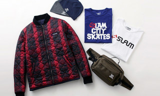 Silas x Slam City Skates Capsule Collection