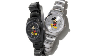 SOPHNET 'Mickey Mouse' Watch