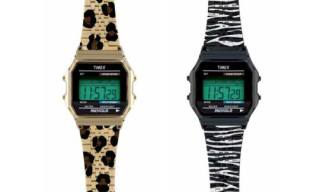 Timex 80 Metal Print Collection – Leopard & Zebra