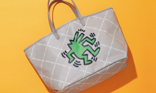 uniform experiment x Keith Haring Tote Bag