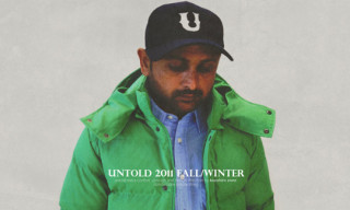 Untold Fall/Winter 2011 Collection