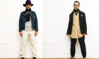 Unused Fall/Winter 2011 Lookbook