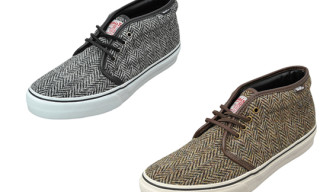 Vans x Harris Tweed Chukka