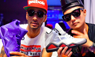VERBAL Named Reebok Classics Asia Creative Director