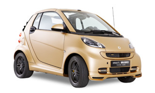 WeSC x Smart Brabus ForTwo