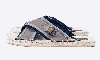 WTAPS Espadrille Sandals