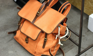 YMC Fall/Winter 2011 Canvas Backpack