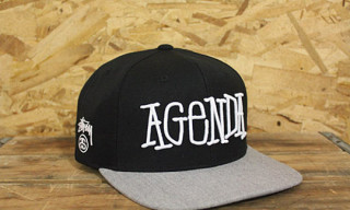 AGENDA Caps – Stussy, Us Vs Them, The Berrics, etc