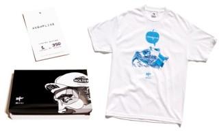 David Flores x Akomplice T-Shirts