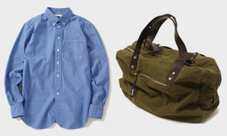 Silas x KEY Military Fabric Collection