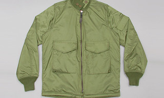 Mark McNairy x Spiewak Marine Corp Vietnam Flight Jacket