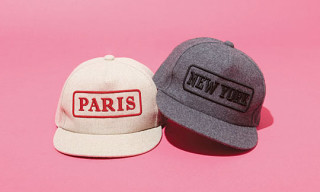 Numero Uno Paris & New York Caps