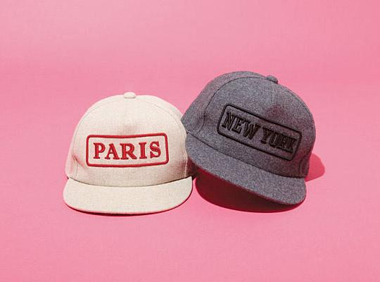 Numero uno paris new york caps highsnobiety - Numero encombrant paris ...