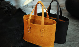 Parabellum Pumpkin and Copper Leather Goods