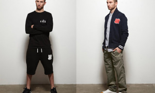 UNDFTD Fall 2011 Collection Lookbook