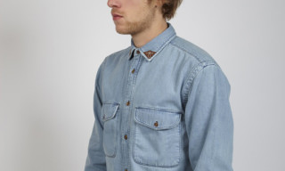 Adam Kimmel x Carhartt Denim Shirts