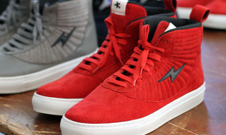 Adam Kimmel Spring/Summer 2012 High Top Sneakers