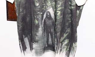 Adam Kimmel x Dan Attoe 'Bigfoot Forest' T-Shirt
