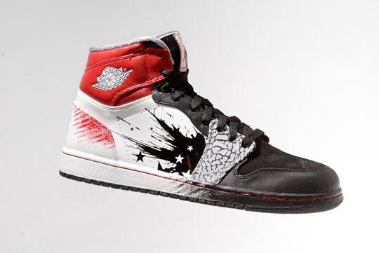 Édition Limitée Nike Air Jordan 1