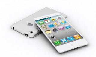 Apple iPhone 5 Rendering