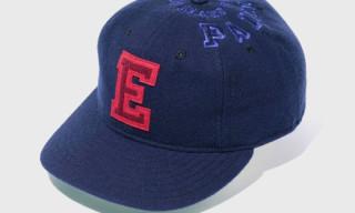 Bape x Ebbetts Field Spiral Emblem Cap