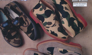 Bape x Mark McNairy & Sperry Top-Sider