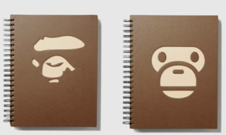 Bape Ring Notebooks