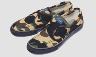 Bape x Sperry Top-Sider Seamate – Another Look