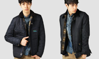 Barbour x R. Newbold Capsule Collection