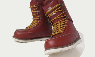 Burton x Red Wing 'Rover' Snowboard Boots