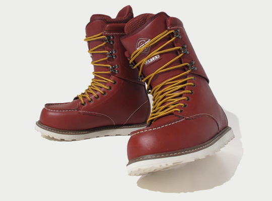 Burton X Red Wing Rover Snowboard Boots Highsnobiety