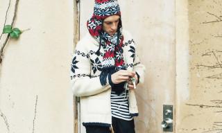 Canadian Sweater Company x Sophnet 'Cowichan' Knitwear